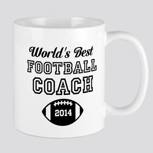 Worlds Best Football Coach Mugs | Thank You!