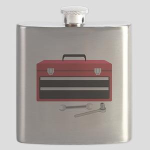 Tool Box Flask