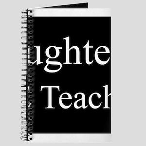 Daughter - PE Teacher Journal