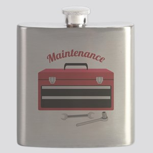 Maintenance Flask