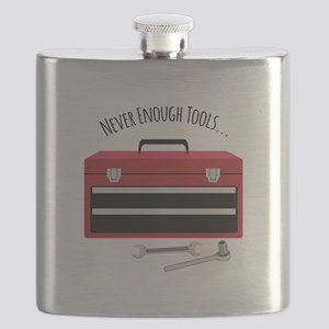 NEVER ENOUGH TOOLS….. Flask