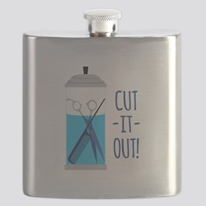 Cut-It-Out Flask