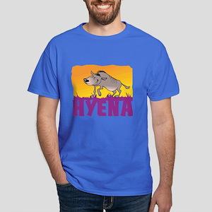 Kid Friendly Hyena Dark T-Shirt