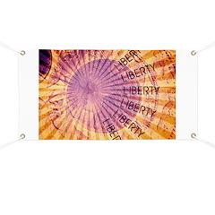Vision of Liberty Banner