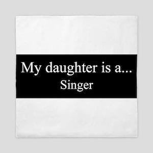Daughter - Singer Queen Duvet