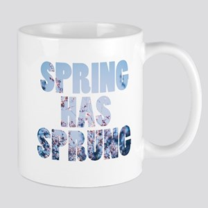 spring has sprung Mugs