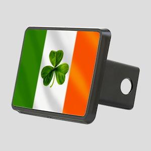Irish Shamrock Flag Hitch Cover
