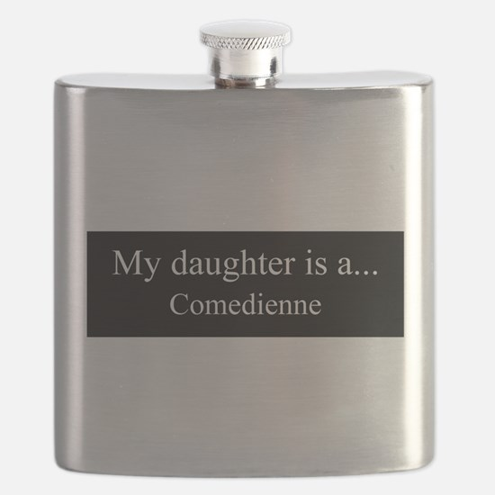Daughter - Comedienne Flask