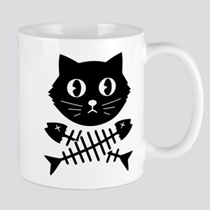 The Pirate Cat Mugs