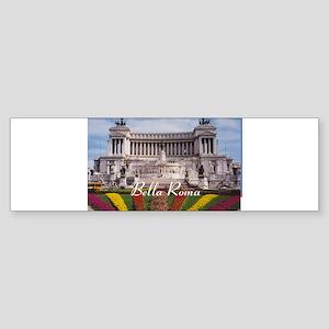 Customizable Rome Italy Sou Sticker (Bumper 10 pk)