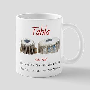 Tabla - Teen Taal 2 Mug