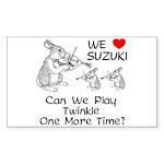 Suzuki--Twinkle One More Time Sticker