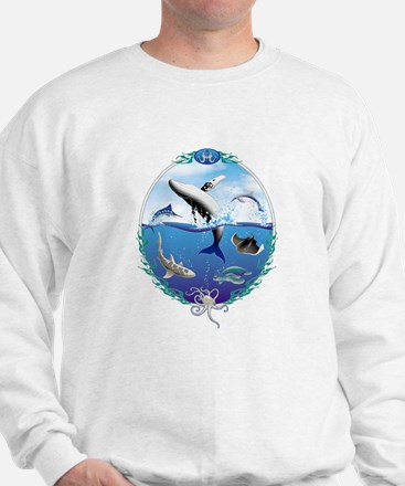 Cute Kids shark Sweatshirt
