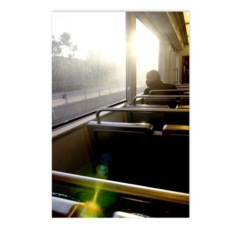 Metro Rider Postcards (Package of 8)