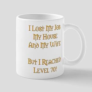 Level 70 V1 Mug