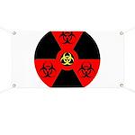 Radioactive Bio-hazard Extreme Banner