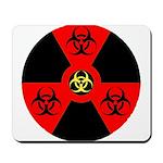 Radioactive Bio-hazard Extreme Mousepad
