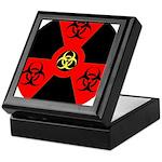 Radioactive Bio-hazard Extreme Keepsake Box