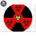 Radioactive Bio-hazard Extreme Puzzle