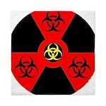 Radioactive Bio-hazard Extreme Queen Duvet