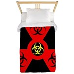 Radioactive Bio-hazard Extreme Twin Duvet