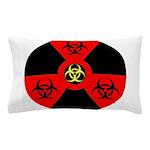 Radioactive Bio-hazard Extreme Pillow Case