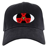 Radioactive Bio-hazard Extreme Baseball Hat