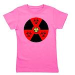 Radioactive Bio-hazard Extreme Girl's Tee
