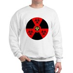 Radioactive Bio-hazard Extreme Sweatshirt