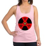 Radioactive Bio-hazard Extreme Racerback Tank Top