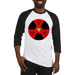 Radioactive Bio-hazard Extreme Baseball Jersey