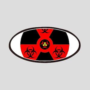 multi-radioactive biohazard Patches
