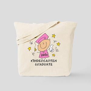 Cute Girl Kind Grad 14 Tote Bag