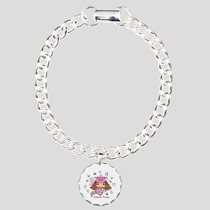 Graduation Princess 2014 Charm Bracelet, One Charm