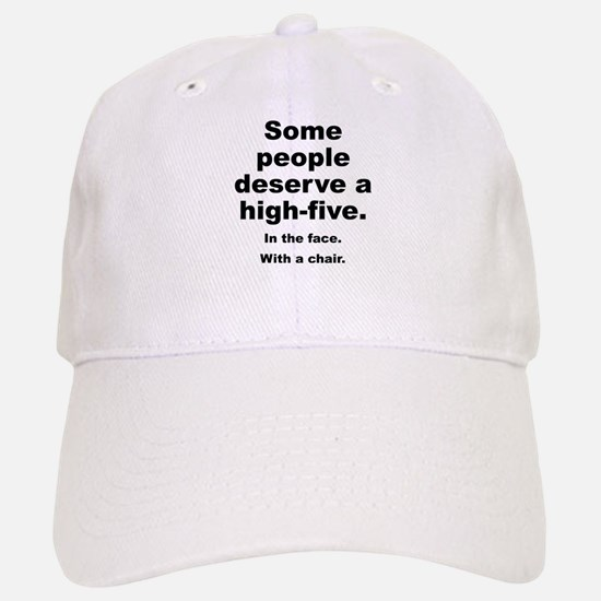 Some People Deserve A High-Five Cap