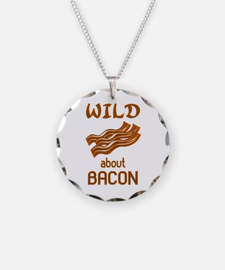 Wild About Bacon Necklace