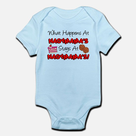 Stays At Nagymama Body Suit