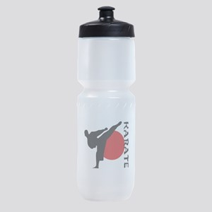 Martial Artist Sports Bottle