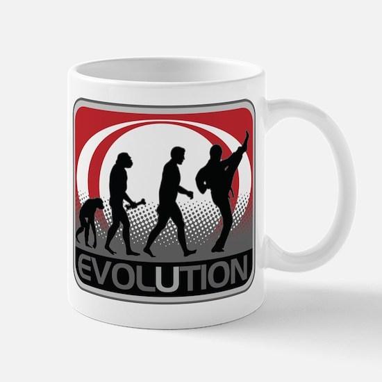 Evolution Martial Arts Mug