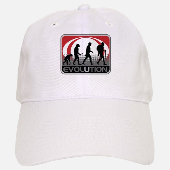Evolution Hiker Baseball Baseball Cap