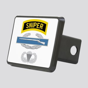 Sniper CIB Airborne Rectangular Hitch Cover