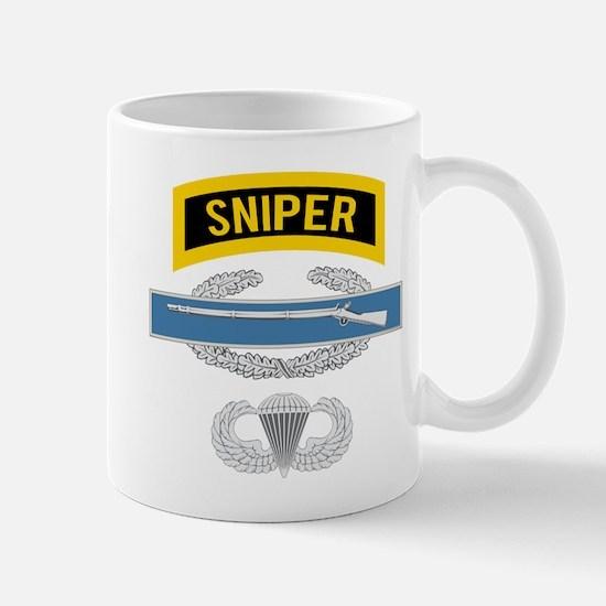 Sniper CIB Airborne Mug
