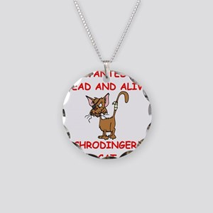 schrodinger Necklace