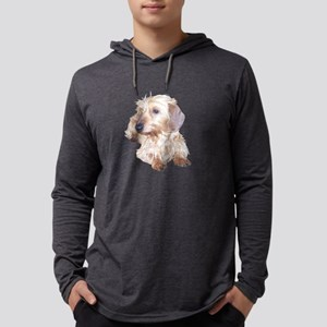 Fawn Wire Haired Long Sleeve T-Shirt