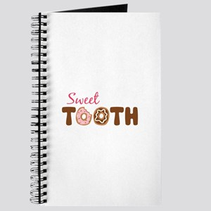 Sweet Tooth Journal