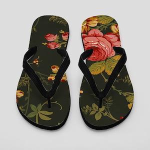 Floral Rose Series Designer Origianl Flip Flops