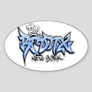 Bronx Sticker