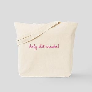Shit-snacks! Tote Bag