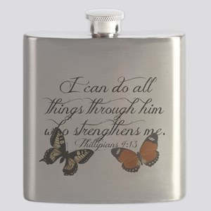 Phillipians 4:13 Flask