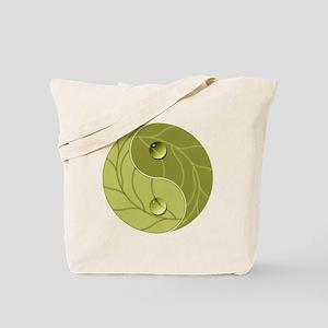 Yin Yang Nature Tote Bag
